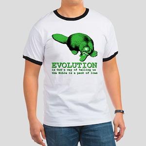 """""""Evolution"""" Ringer T"""