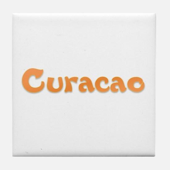 Curacao Tile Coaster
