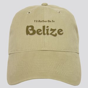 I'd Rather Be...Belize Cap
