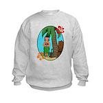 Hula Baby Kids Sweatshirt