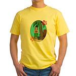 Hula Baby Yellow T-Shirt
