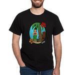 Hula Baby Dark T-Shirt