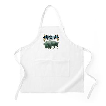 Buffalo Water BBQ Apron