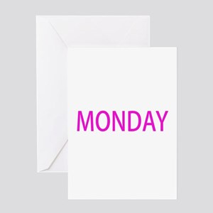 Happy mondays greeting cards cafepress monday greeting cards m4hsunfo