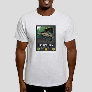 Devil's Den Poster T-Shirt