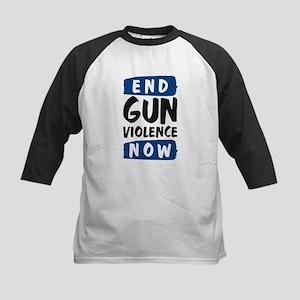 End Gun Violence Now Baseball Jersey