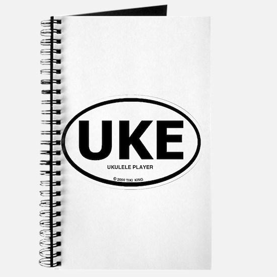 Funny Ukuleles Journal