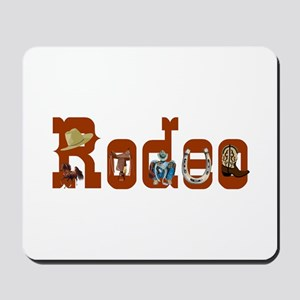 Rodeo Mousepad