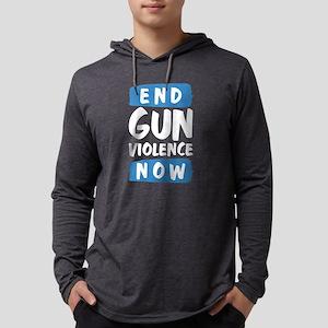End Gun Violence Now Long Sleeve T-Shirt