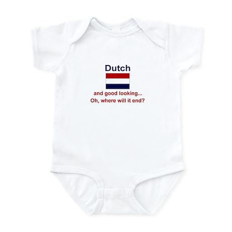 Gd Lkg Dutch Infant Bodysuit