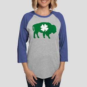 Buffalo Clover Long Sleeve T-Shirt