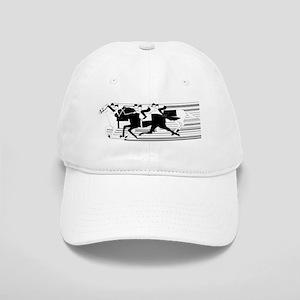 HORSE RACING! Cap