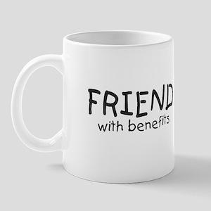 Friend With Benefits Mug