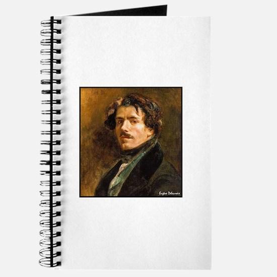 """Faces """"Delacroix"""" Journal"""