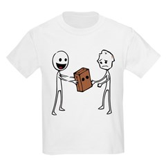 Paper Bag for the Ugly T-Shirt