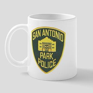 San Antone Park PD Mug