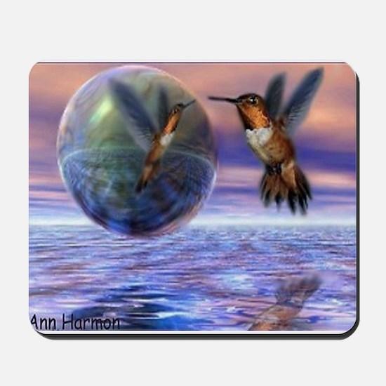 Reflections of Joy 2 Mousepad