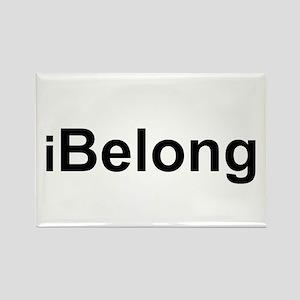 iBelong Rectangle Magnet