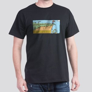 Computer Drag & Drop Dark T-Shirt