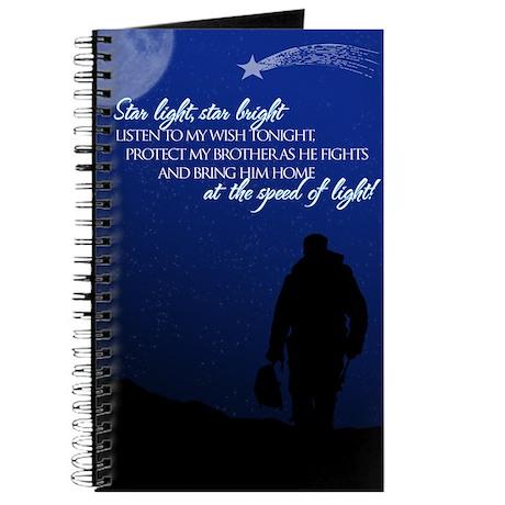 Star light, star bright (brot Journal