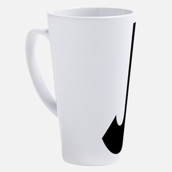 Funny Jay 17 oz Latte Mug