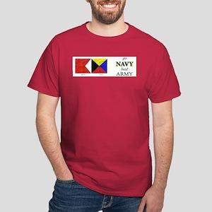 Bravo Zulu Beat ARMY! Dark T-Shirt