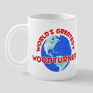 World's Greatest Woodt.. (F) Mug