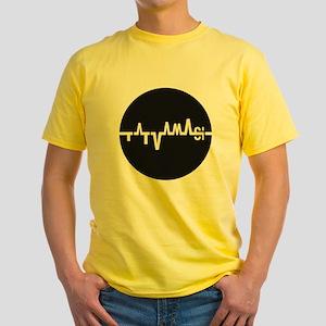 Tat Tvam Asi Yellow T-Shirt