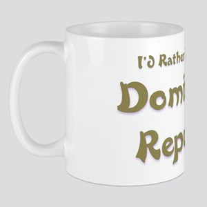 I'd Rather Be...Dominican Republic Mug