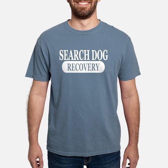 In White Women's Dark T-Shirt