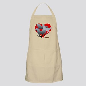 Horses of the Heart BBQ Apron