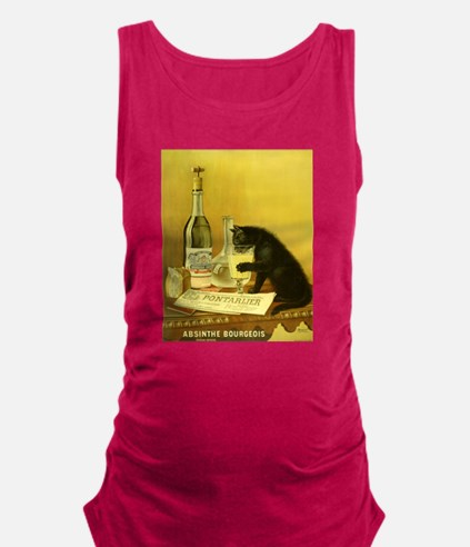 Absinthe Bourgeois Tank Top