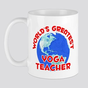 World's Greatest Yoga .. (F) Mug