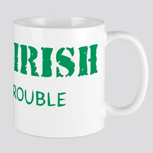 Part Irish Mug