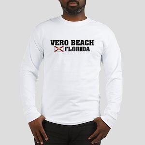 Vero Beach Long Sleeve T-Shirt