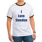 I Love Sweden Ringer T