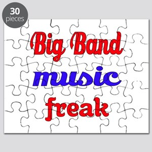 Big Band Music Freak Puzzle