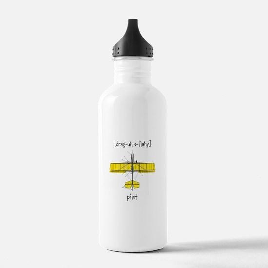 [drag-uh n-flahy] Water Bottle