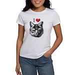 I Love Pussy Women's T-Shirt