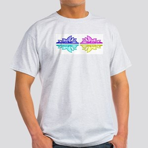 Pop Art Sydney Opera House Ash Grey T-Shirt
