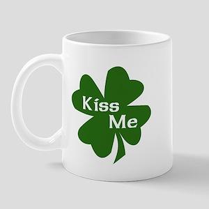 St. Patty Kiss Me Mug