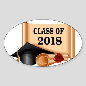 2018 CLASS Sticker