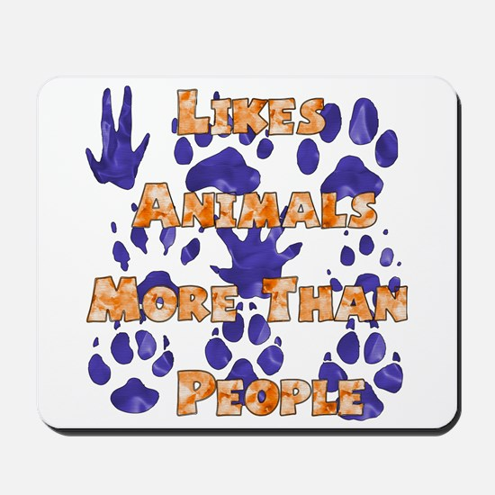 Animal Lover Mousepad