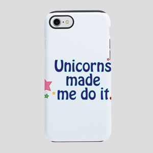 unicorns iPhone 8/7 Tough Case