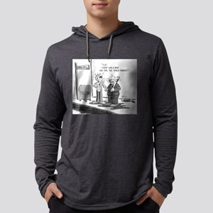 Bad day at the market Long Sleeve T-Shirt