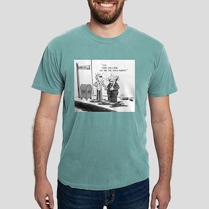 Bad day at the marke T-Shirt
