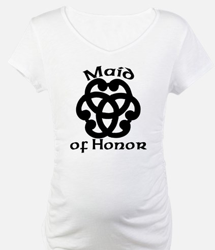 Celtic Knot Maid of Honor Shirt