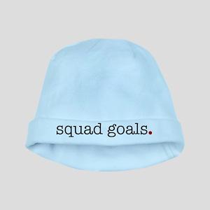 squad goals Baby Hat