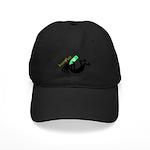 Kokopelli + St. Patrick's Day Black Cap