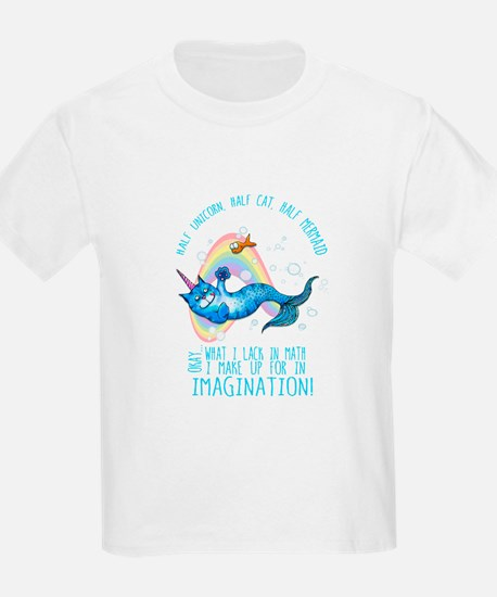 Unicatmaid unicorn cat mermaid T-Shirt